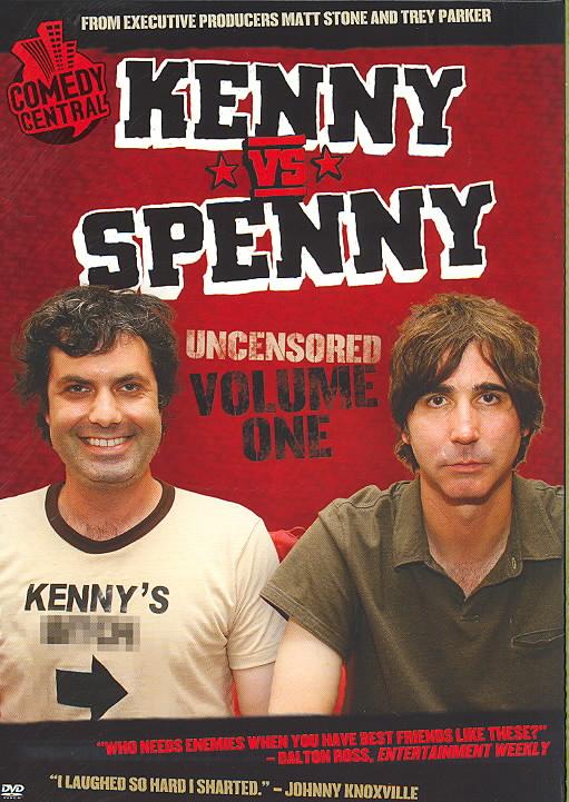 COMEDY CENTRAL'S KENNY VS SPENNY:SEAS BY KENNY VS. SPENNY (DVD)