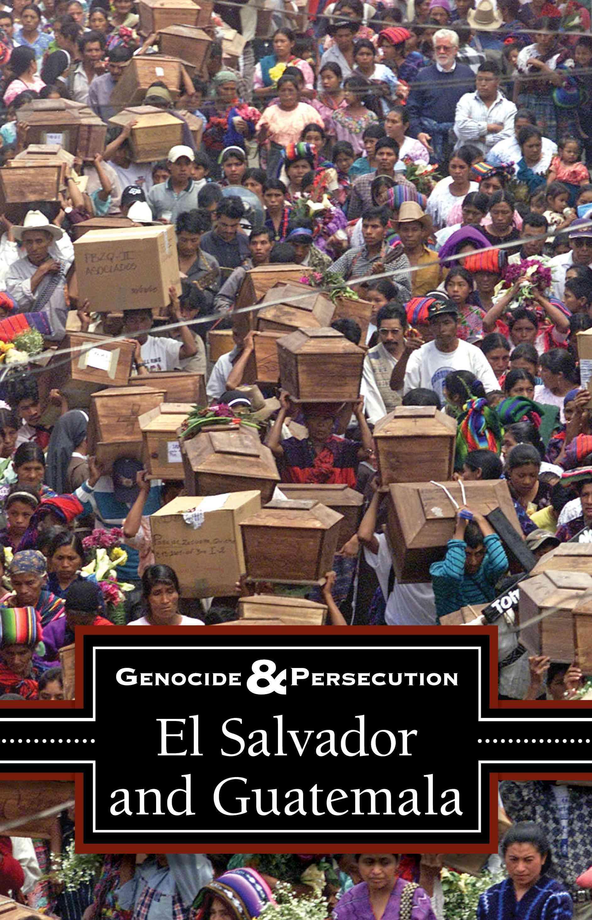 El Salvador and Guatemala By Cruden, Alex (EDT)