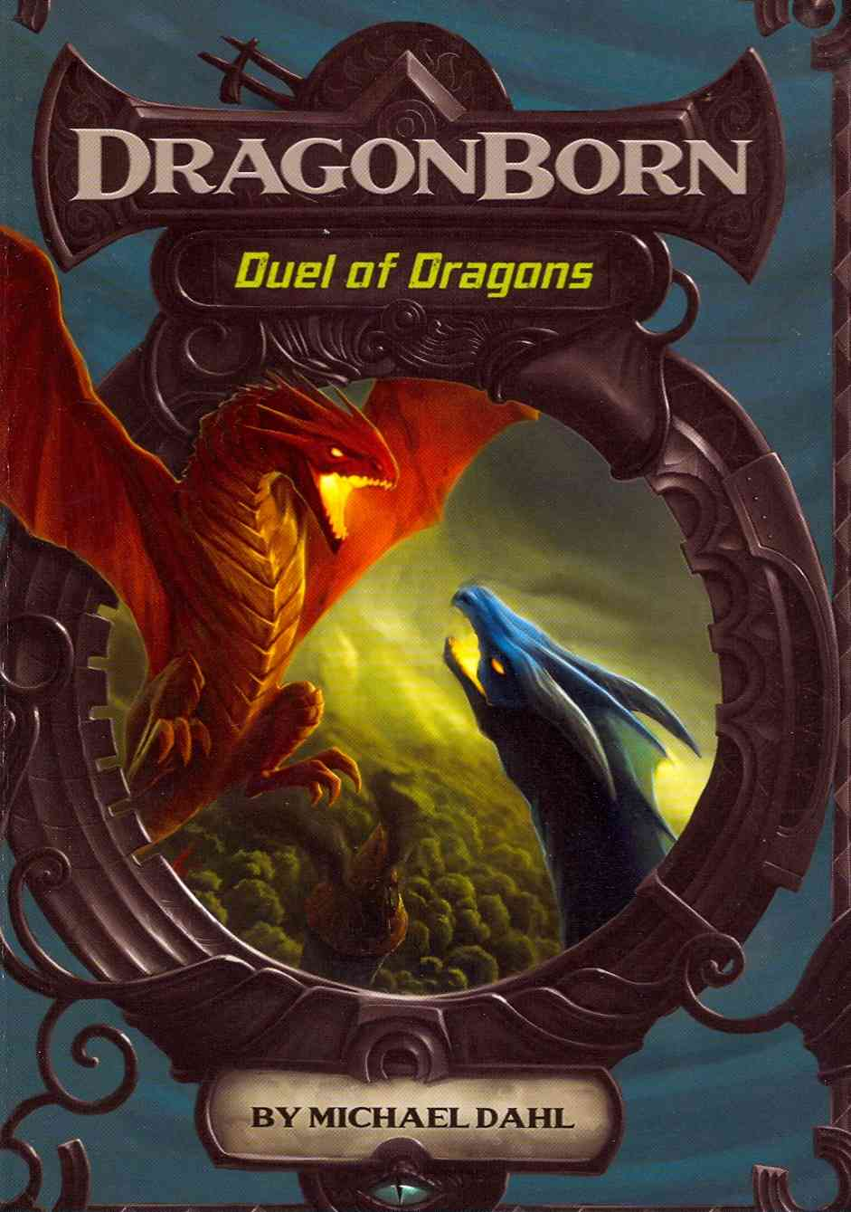 Duel of Dragons By Dahl, Michael